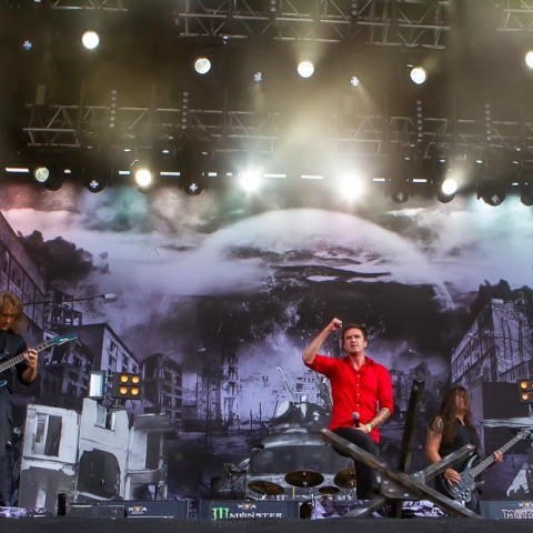 Heaven Shall Burn, 01.08.2014, Wacken, Wacken Open Air 2014