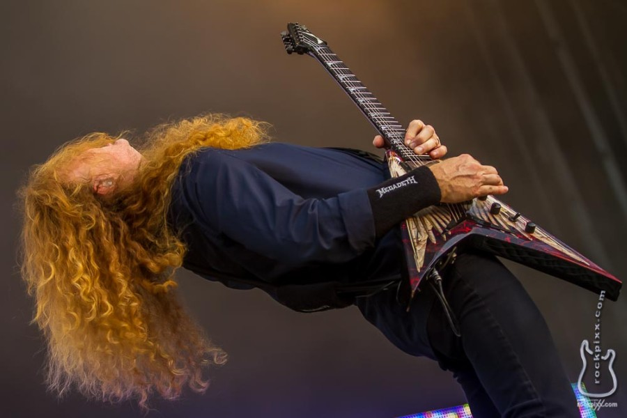 Megadeth, 02.08.2014, Wacken, Wacken Open Air 2014