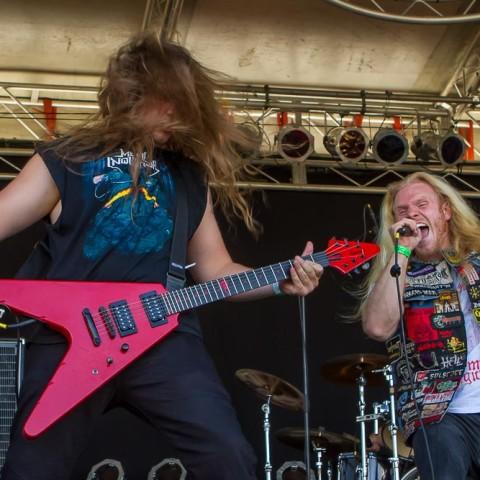 Agrimm Doomhammer, 29.08.2014, Baltic Open Air, Schleswig