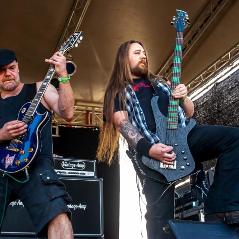Agrimm Doomhamm, 29.08.2014, Batic Open Air, Schleswig