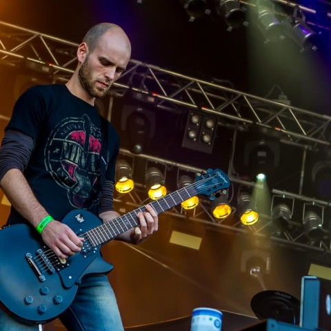Loudstark, 29.08.2014, Baltic Open Air, Schleswig