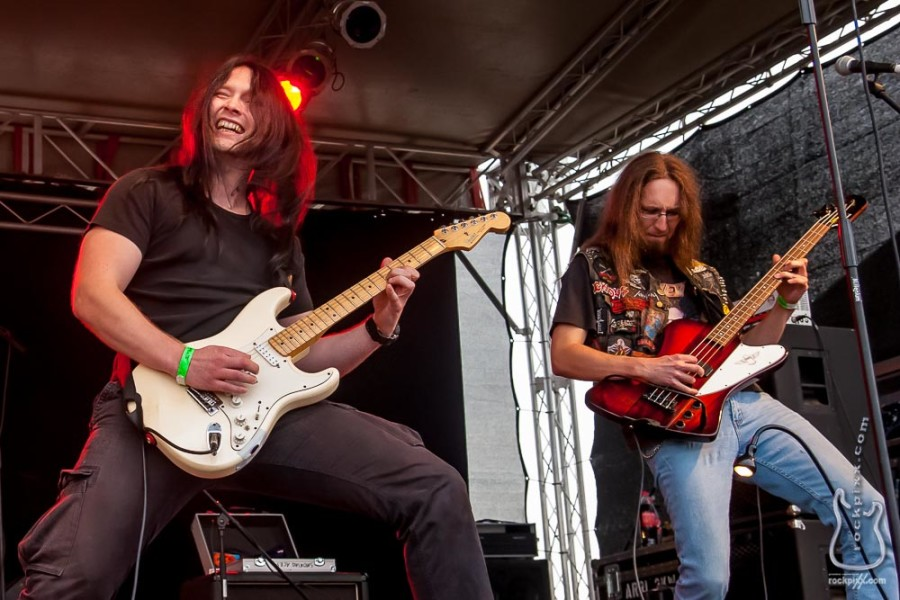 Smoking Aces, 30.08.2014, Batic Open Air, Schleswig