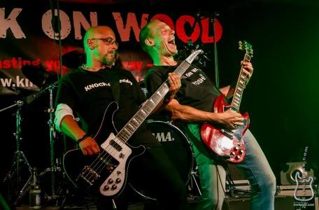 Knock on Wood, 06.09.2014, Missunde, Missunder Rocknacht 2014