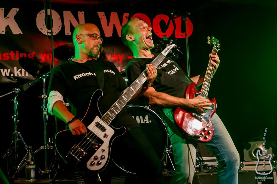 Knock on Wood, 06.09.2014, Missunde, Missunder Rocknacht 2014