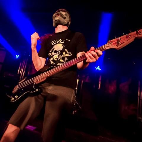 Dr. Living Dead!, 14.11.2014, Metal Hammer Paradise, Weissenhäuser Strand