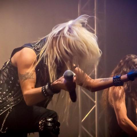 Doro, 14.11.2014, Metal Hammer Paradise, Weissenhäuser Strand