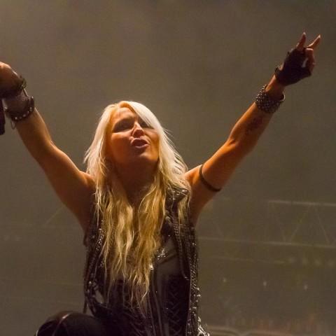 Doro, 14.11.2014, Metal Hammer Paradise, Weissenhäuser Strandser Strand