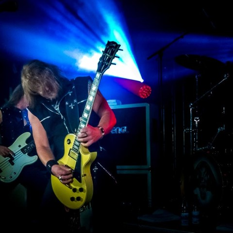 Gamma Ray, 14.11.2014, Metal Hammer Paradise, Weissenhäuser Strand
