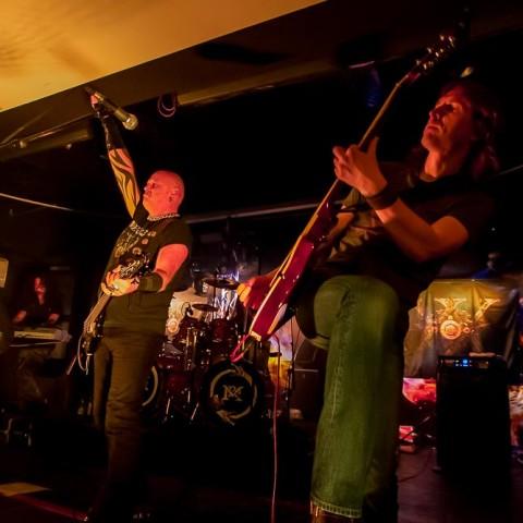 D-A-D, 15.11.2014, Metal Hammer Paradise, Weissenhäuser Strand