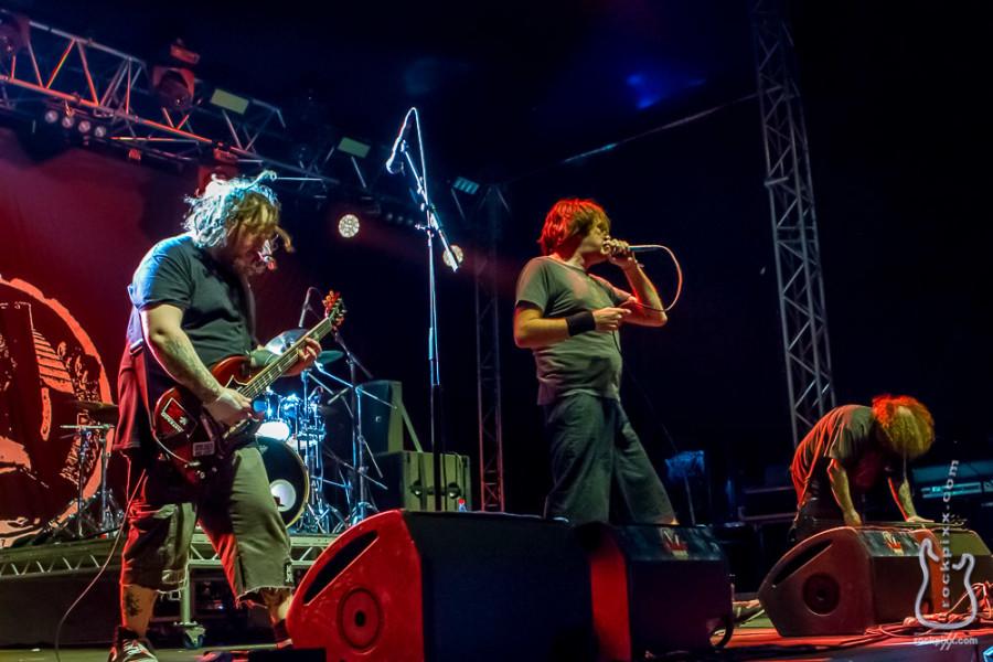 Napalm Death, 15.11.2014, Metal Hammer Paradise, Weissenhäuser Strand
