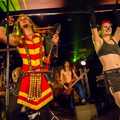 Feuerschwanz, 15.11.2014, Metal Hammer Paradise, Weissenhäuser Strand