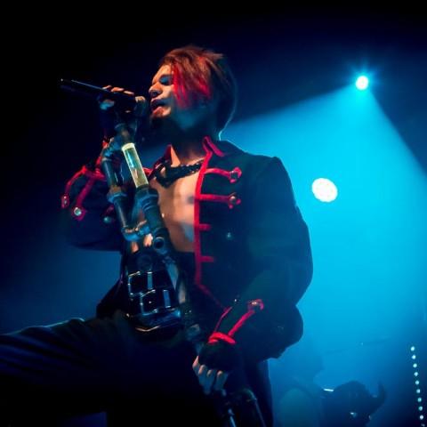 Saltatio Mortis, 15.11.2014, Metal Hammer Paradise, Weissenhäuser Strand