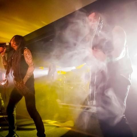 Amorphis, 15.11.2014, Metal Hammer Paradise, Weissenhäuser Strand