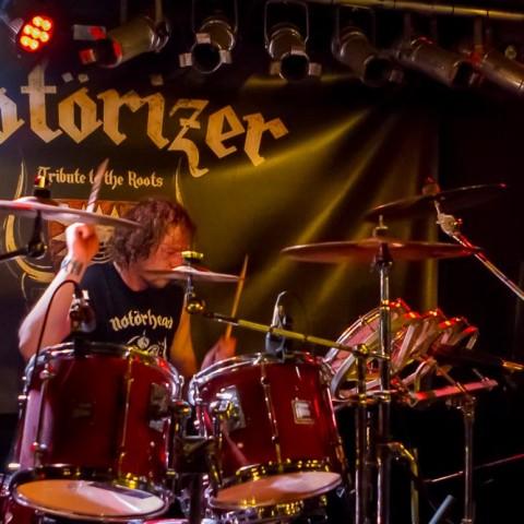 Motörizer, Hamburg, Logo, 03.04.2015