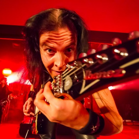 U.D.O., 15.11.2014, Metal Hammer Paradise, Weissenhäuser Strand