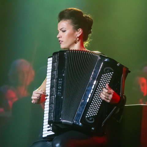 Ksenija Sidorova, 19.12.2014, NOTP, Hamburg