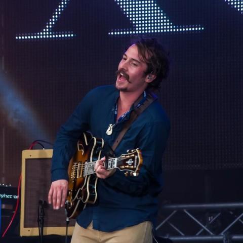 Graham Candy, 19.06.2015, NDR-Bühne, Kiel
