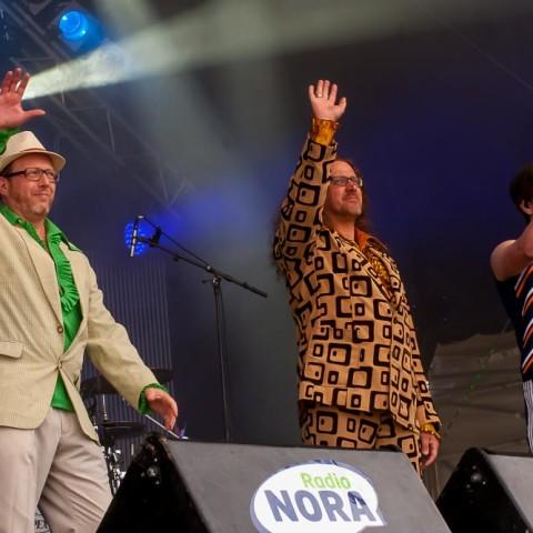 Guildo Horn & Die orthopädischen Strümpfe, 20.06.2015, Hörn-Bühne, Kiel