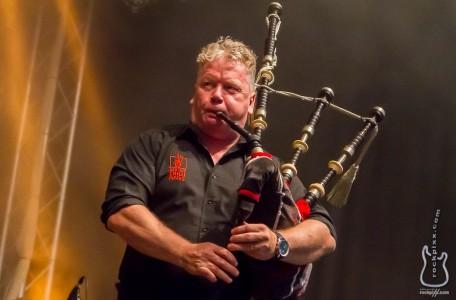 Red Hot Chillli Pipers, 20.06.2015, Kieler Woche Musikzelt, Kiel