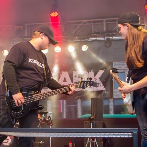 Loudstark, 21.06.2015, NetUSE-Bühne, Kiel