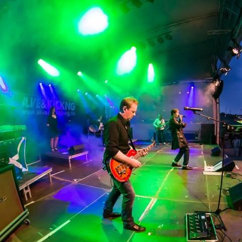 Alive & Kicking, 21.06.2015, NetUSE-Bühne, Kiel