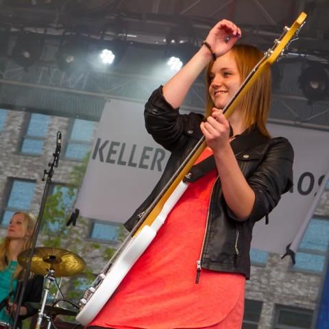 KellerKaos, 22.06.2015, NetUSE-Bühne, Kiel