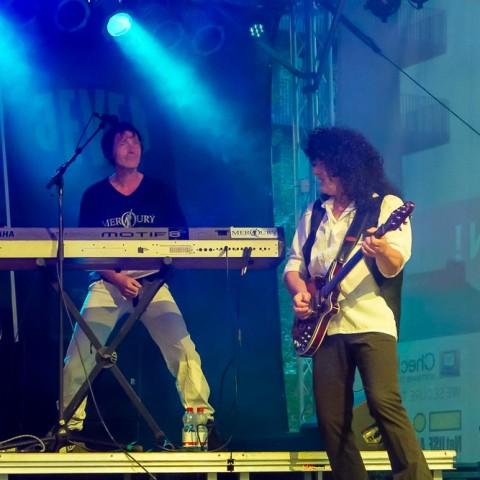 MerQury, 22.06.2015, NetUSE-Bühne, Kiel