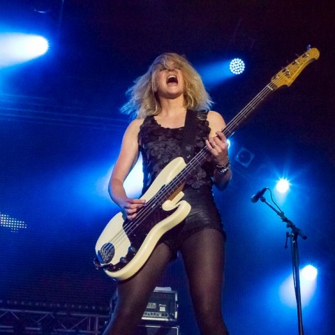 The Subways, 23.06.2015, Hörn-Bühne, Kiel
