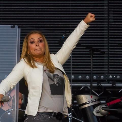 Anastacia, Hörn-Bühne, Kiel, 24.06.2015