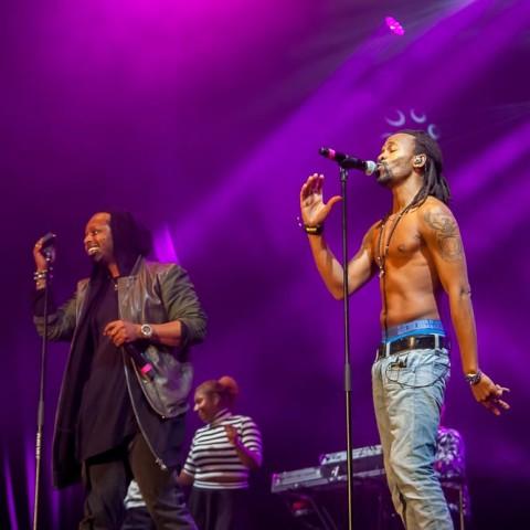 Madcon, 26.06.2015, NDR-Bühne, Kiel