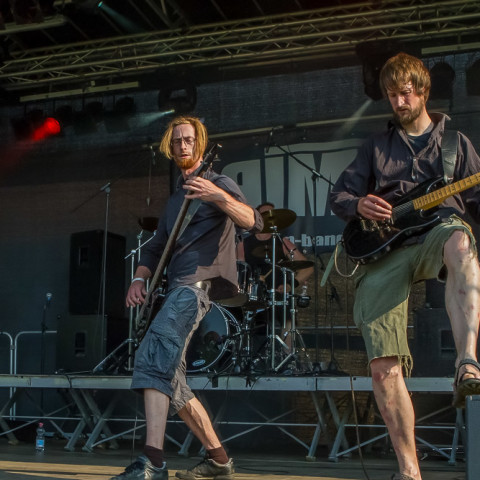 GЯIMM, 03.07.2015, Open Air Schuby