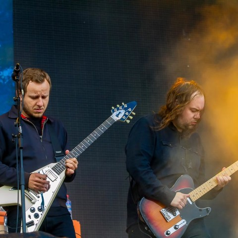 Kvelertak, 31.07.2015, Wacken, Wacken Open Air 2015