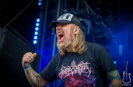 At the Gates, 31.07.2015, Wacken, Wacken Open Air 2015