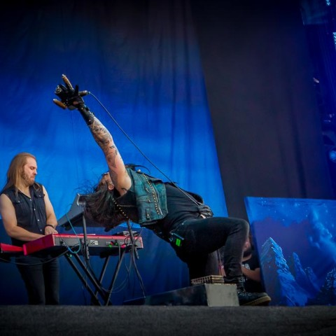 Amorphis, 01.08.2015, Wacken, Wacken Open Air 2015