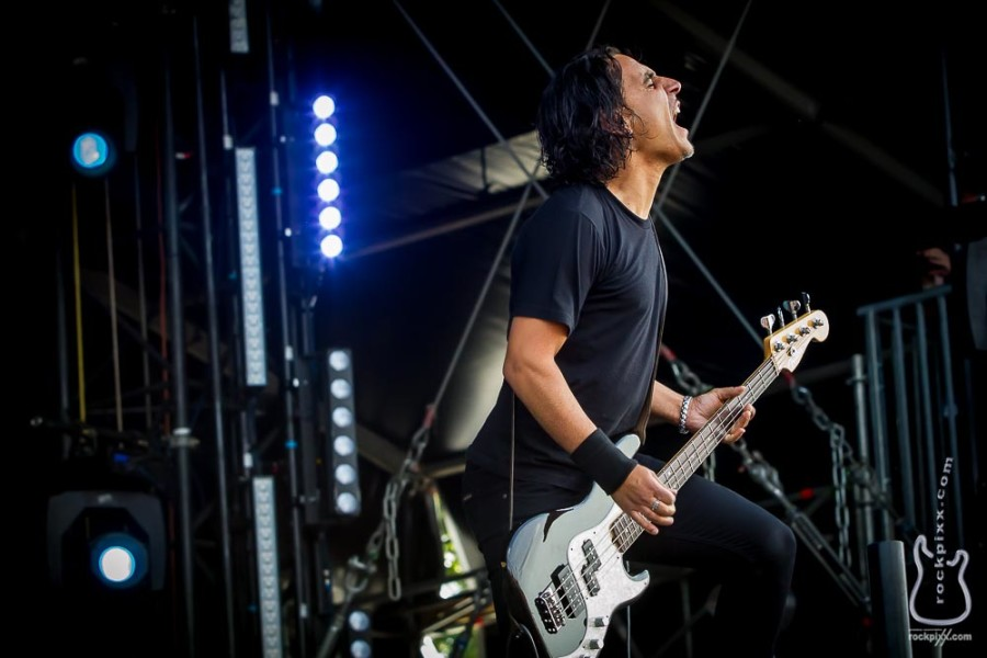 Danko Jones, 01.08.2015, Wacken, Wacken Open Air 2015