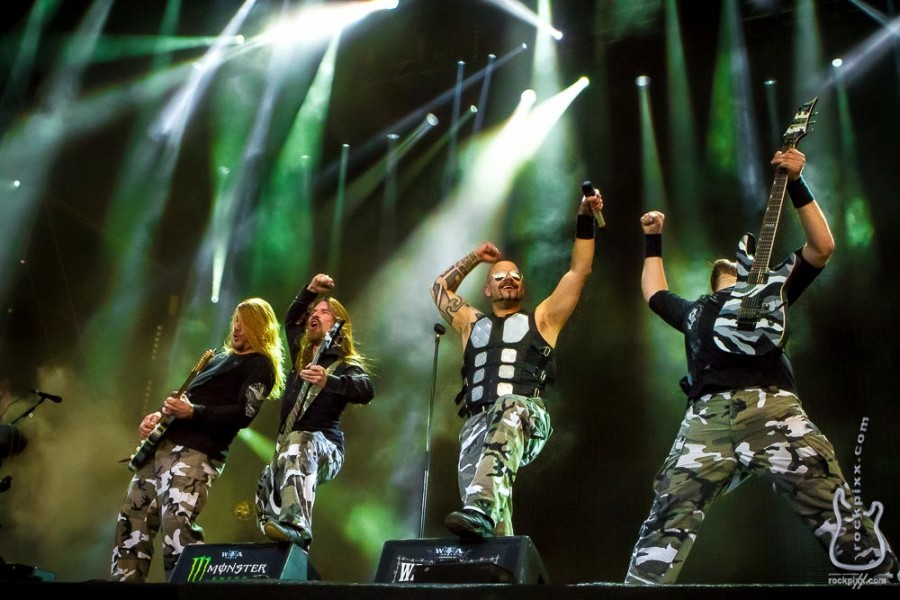 Sabaton, 01.08.2015, Wacken, Wacken Open Air 2015