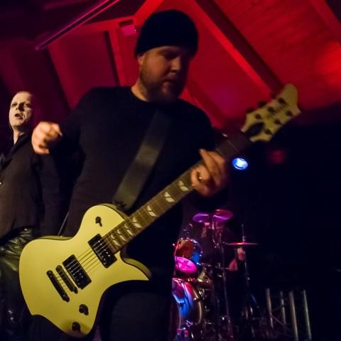 The Vision Bleak, 13.11.2015, Weißenhäuser Strand, Metal Hammer Paradise