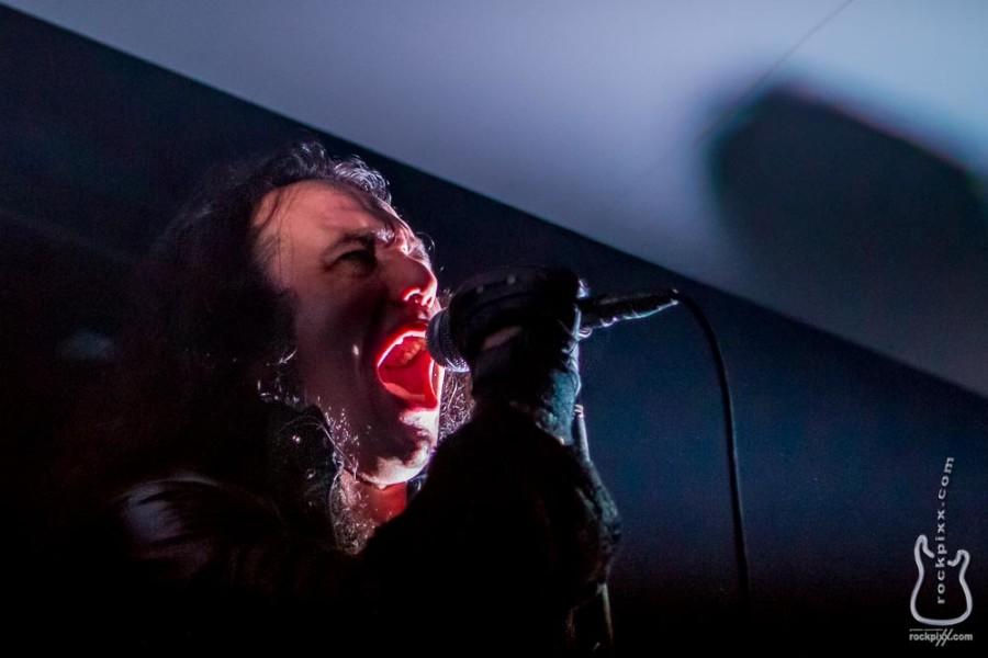 Moonspell, 13.11.2015, Weißenhäuser Strand, Metal Hammer Paradise