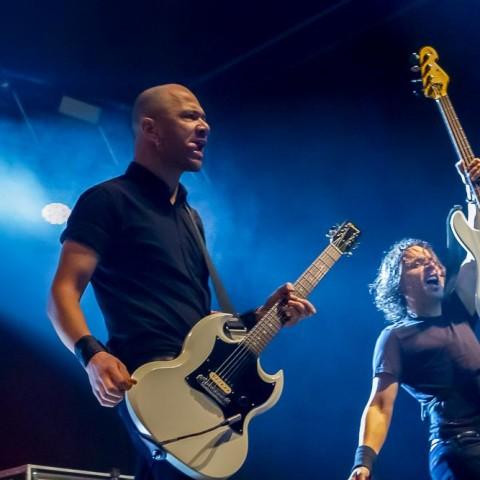 Danko Jones, 14.11.2015, Weißenhäuser Strand, Metal Hammer Paradise