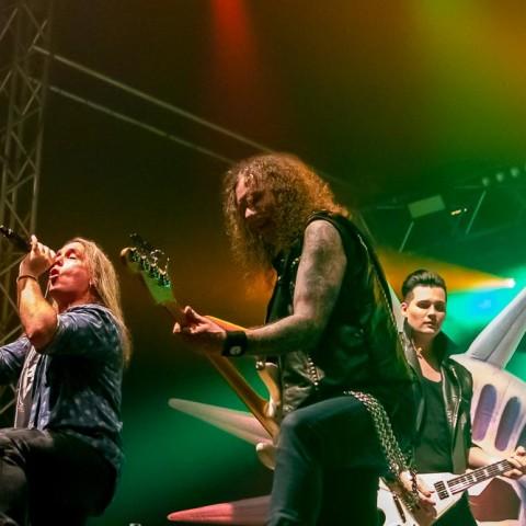 Helloween, 14.11.2015, Weißenhäuser Strand, Metal Hammer Paradise