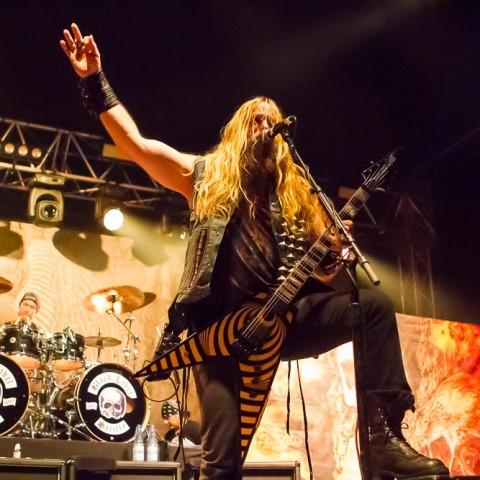 Black Label Society, 14.11.2015, Weißenhäuser Strand, Metal Hammer Paradise