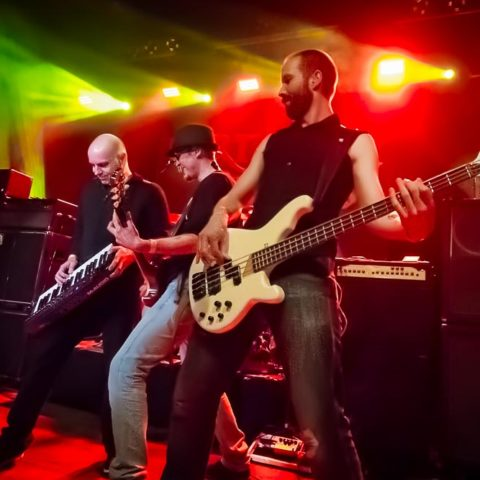 Vertical Blinds, 16.04.2016, Kiel,  Metal Attack II