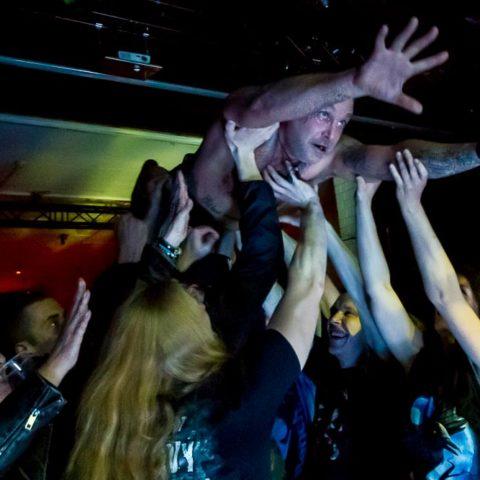 Das Beben, 16.04.2016, Kiel,  Metal Attack II