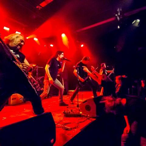 ROHBAU, 16.04.2016, Kiel,  Metal Attack II