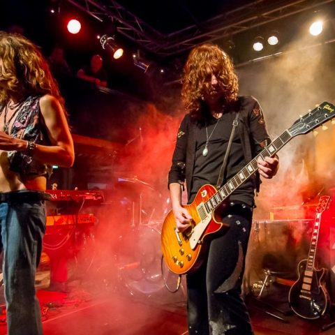 Lead Zeppelin, 27.05.2016, Kiel, Räucherei