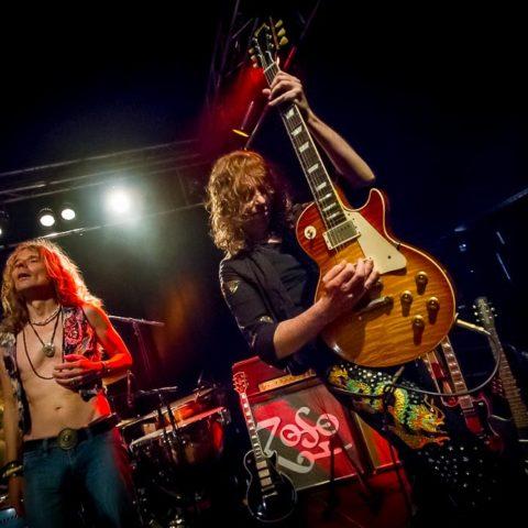 Lead Zeppelin, 27.05.2016, Kiel, Räucherei