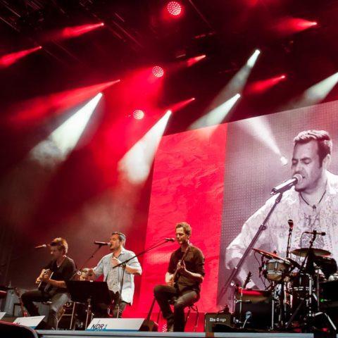Laith Al-Deen, 17.06.2016, Kiel, Kieler Woche, NDR-Bühne