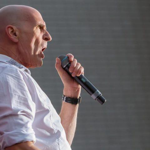 SAGA, 18.06.2016, Kiel, Kieler Woche, Hörnbühne
