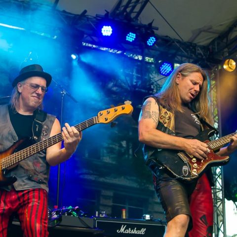 Mallet, 23.06.2016, Kiel, Kieler Woche, Holstenpark-Bühne
