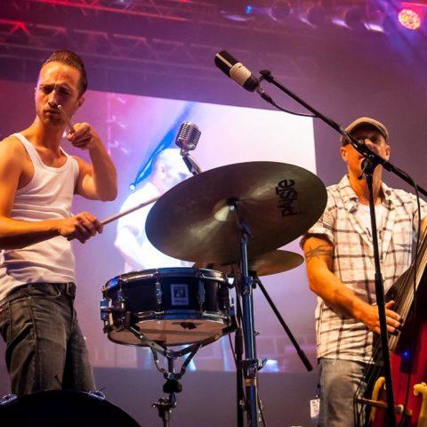 BIGGS B SONIC, 23.06.2016, Kiel, Kieler Woche, Rathaus-Bühne